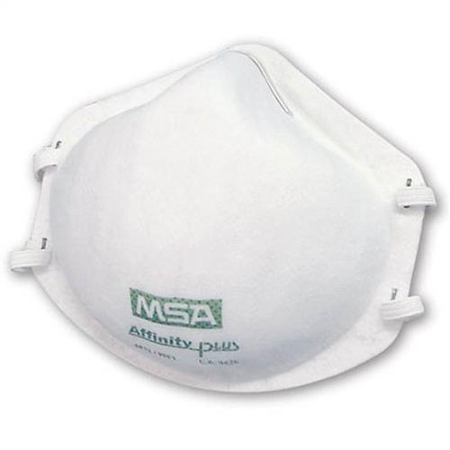 Respirador Facial M.S.A. Affinity Plus Pff1 S/Válvula