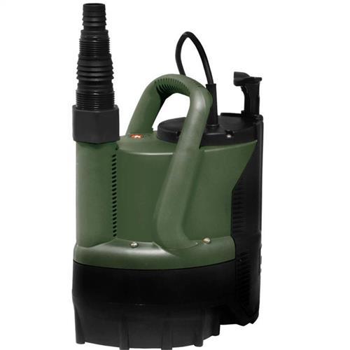 Motobomba Grundfos Dab Submersível Para Drenagem Verty Nova 200 M-A Com Bóia De Nível 110V Monofásico