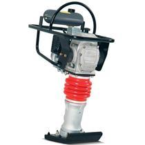 Compactador De Solo Ram 60 Menegotti Com Motor Gasolina Honda Gx100 3 Hp 3600 Rpm