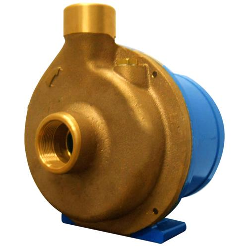 Eletrobomba Sanitária Rowa 10/2 S 0,50Hp Trifásico 220V Em Bronze