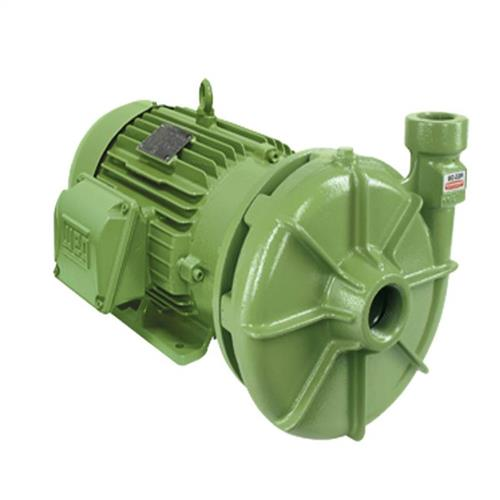 Motobomba Centrífuga Schneider Bc-23 R 1 1/2 30 Cv Trifásica 4 Voltagens