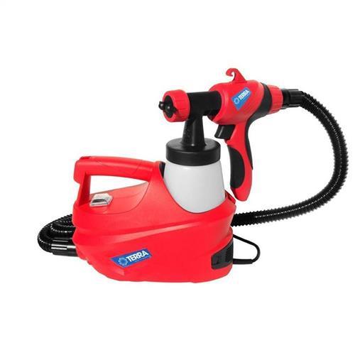 Pistola Pulverizadora Terra Spray Paint 350 Wats 700 Ml 110V - 20360123001