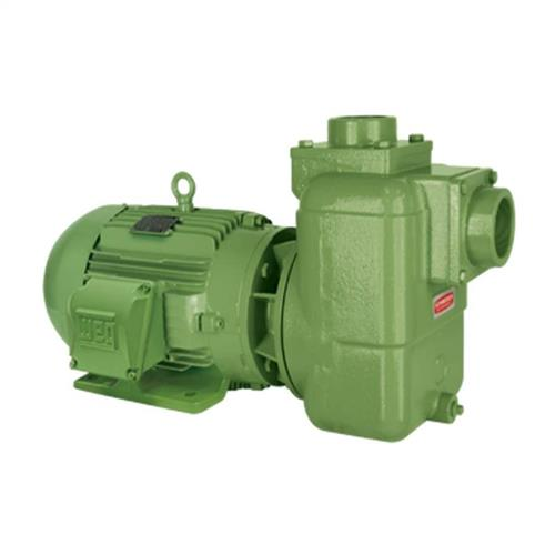 Bomba Autoaspirante Schneider Bca-41 3Cv Trifáfásico 4 Voltagens