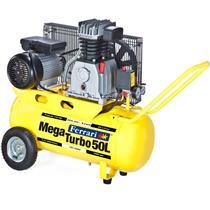 Compressor De Ar Mega Turbo Ferrari C-50L