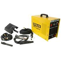 Maquina De Solda Inversora Lit 416 220V Mma  Tig + Cut Macrotop Lynus