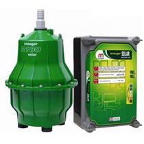 Bomba Anauger Solar R100 Para Reservatório E Cisterna Com Drive E Sem Módulo Solar