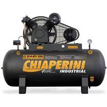 Compressor De Ar Chiaperini 2 Estagios De Alta Pressao Cj 20 + Apv 200L Trifasico