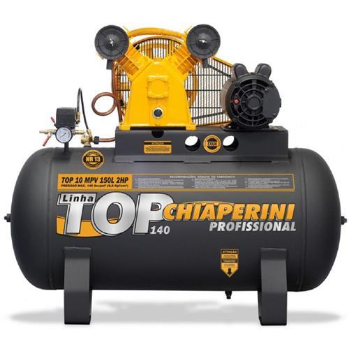 Compressor De Ar Chiaperini De Media Pressao Top 10 Mpv 150L Monofasico