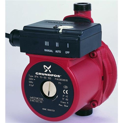 Pressurizador Grundfos Upa 25-120 Monofásica 220V
