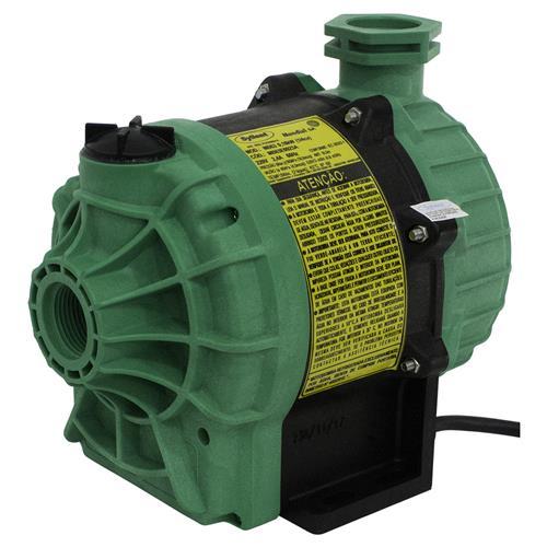 Bomba Para Pressurização Syllent Aqquant Mb63e0023a 1/4 Cv Monofásico 220V Fluxostato Interno