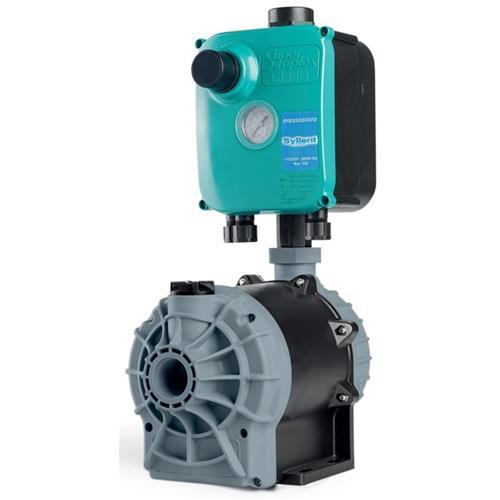 Bomba Para Pressurização Syllent Aqquant Mb71e0002as-Pr 3/4 Cv Monofásico 220Vpressostado Externo