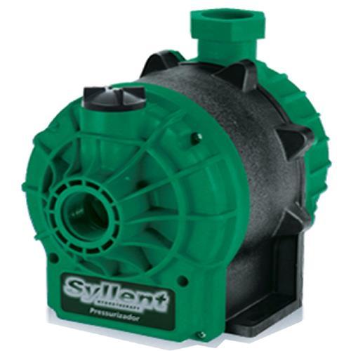 Pressurizador Syllent Aqquant Mb71e0020 3/4 Cv Monofásica 127V