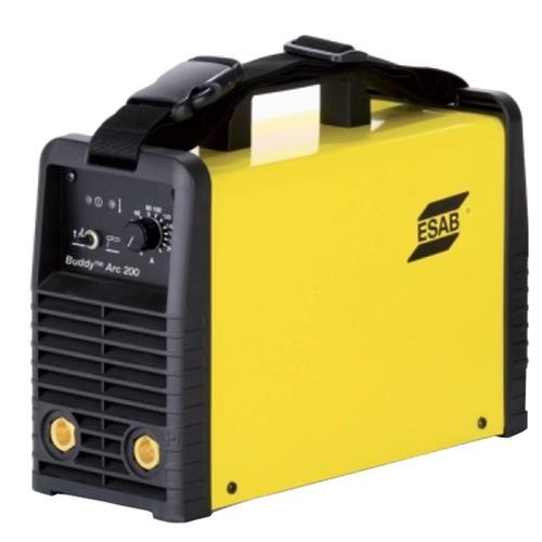 Solda Inversora Esab Buddy Arc-145 Para Eletrodo 220V