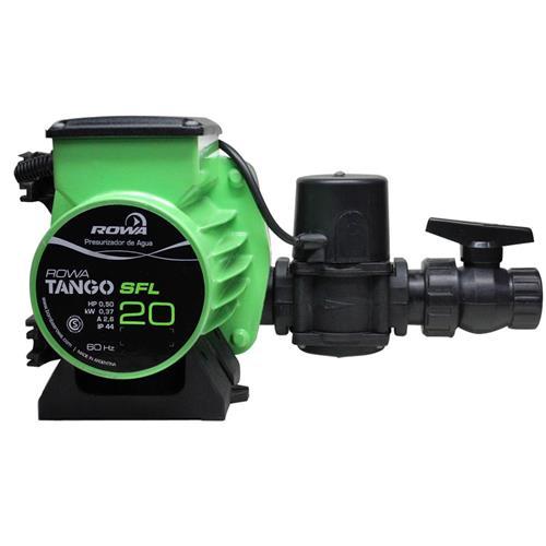 Pressurizador Rowa Sfl 20 Monofásico 220V