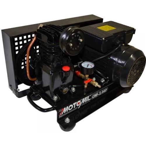 Compressor De Ar Direto Motomil Cmi-3/Ad 1Hp 2 Polos Monofasico 127/220V
