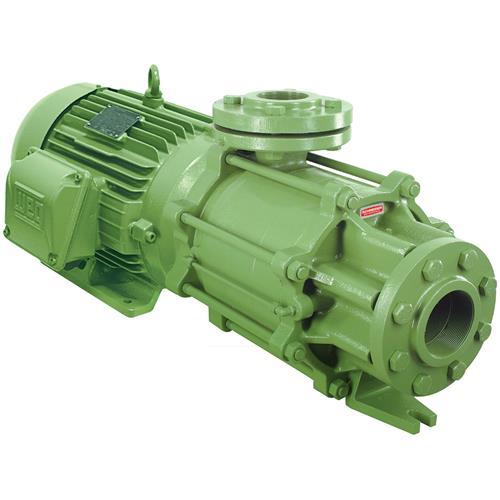 Bomba Multi Estágio Schneider Me-34300 A165 30 Cv Trifásica 4 Voltagens