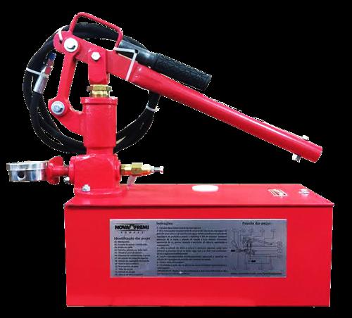 Bomba Para Teste Hidrostático Nova Fremi 860N 1.500 Psi