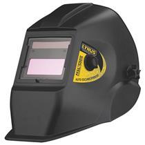 Máscara De Solda Profissional Escurecimento Automático Lynus Msl-500S