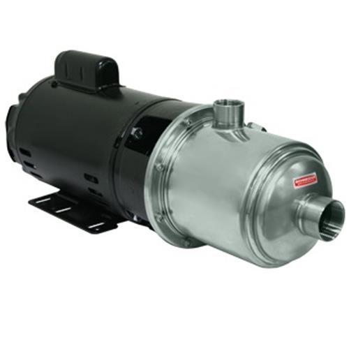 Bomba Centrífuga Multi Estágio Schneider Me-Hi 5210 1 Cv Trifásica 220/380V - 20320088022