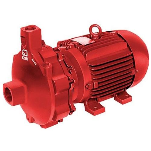 Bomba De Incêndio Ksb Firebloc 32-160R 10 Cv Trifásica 440V Ip55 - 20230075012