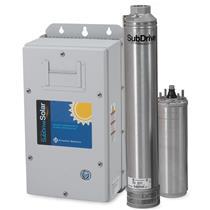 Sistema De Pressurização Schneider Solarpack  Submersa Sub100-Sls4e10 1,1Kw 1,5Cv Sem Painéis Solares