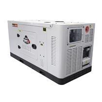 Gerador De Energia Toyama Td25sge 20,0Kva Monofásico 220V À Diesel Com Partida Elétrica