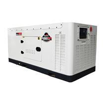Gerador De Energia Toyama Tdmg40sge3 52,3Cv 37,0Kva Trifásico 220V À Diesel Com Partida Elétrica