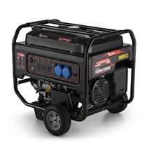 Gerador De Energia Toyama Tg12000cxne 20Hp 10,5Kva Monofásico 120/240V À Gasolina