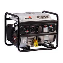Gerador De Energia Portátil Toyama Tg1200cxh 1000W Monofásico 220V À Gasolina