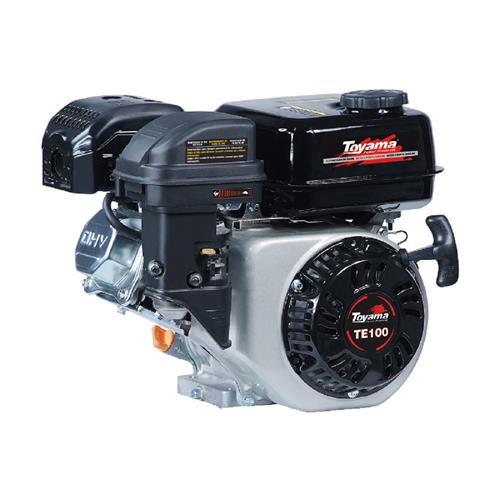 Motor Toyama Te100e 10,0Hp À Gasolina Com Partida Elétrica