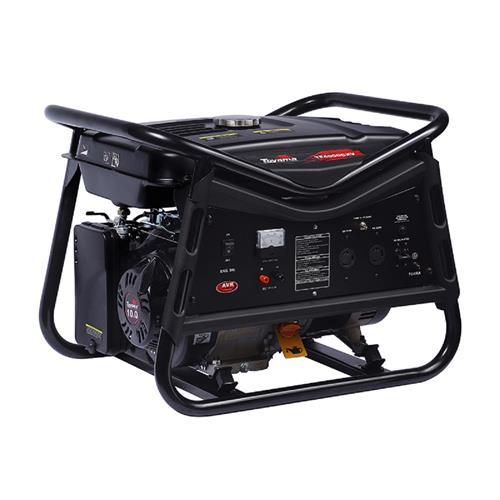 Gerador De Energia Toyama Tg4000cxv 8,0Hp 3,5Kva Monofásico 127/220V À Gasolina