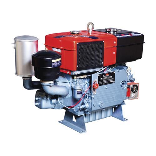 Motor Toyama Tdw18dre2 16,5Hp 903Cc À Diesel Com Radiador E Partida Elétrica
