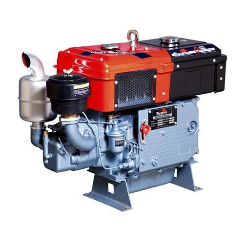Motor Toyama Tdw22dr 22Hp 1194Cc À Diesel Com Radiador E Partida Elétrica