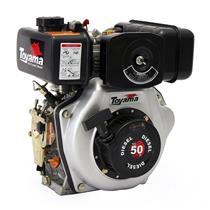 Motor Toyama Td50fe 4,7Hp 211Cc À Diesel Com Partida Elétrica