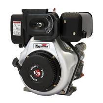 Motor Toyama Td100f 10Hp 406Cc À Diesel Com Partida Elétrica