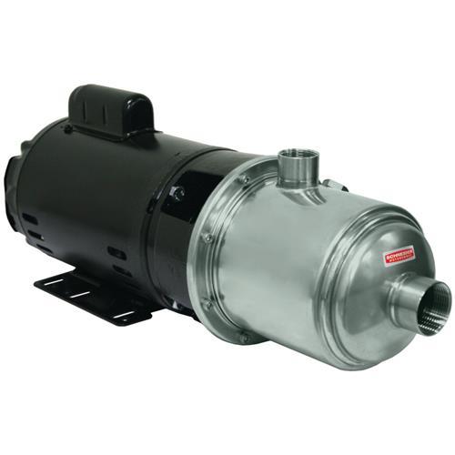 Bomba Multiestágio Schneider Me-Hi 5315 1,5 Cv Monofásica 127/220V Com Capacitor