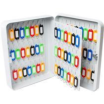 Porta Chaves Claviculário Menno Ts90 Com Capacidade De 90 Chaves