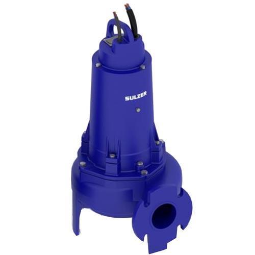 Bomba Submersível Abs Sulzer Serie Ej 40 B Std D125 4,0 Cv Trifásica 220V