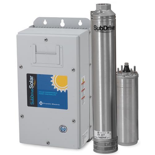 Bomba Submersa Solar Schneider Solarpak Sub45-Sls4e15 1,5 Cv - Sem Painel