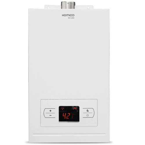 Aquecedor A Gás Komeco Ko 20D 20 Litros Glp Branco